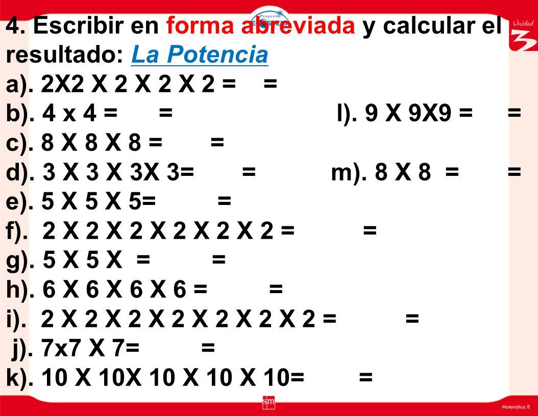 3. Descompone en sus factores primos los siguientes números: 40 120 4 8 50 40= 120= 48= 50= 100 200 60 300 100 = 200= 60= 300=