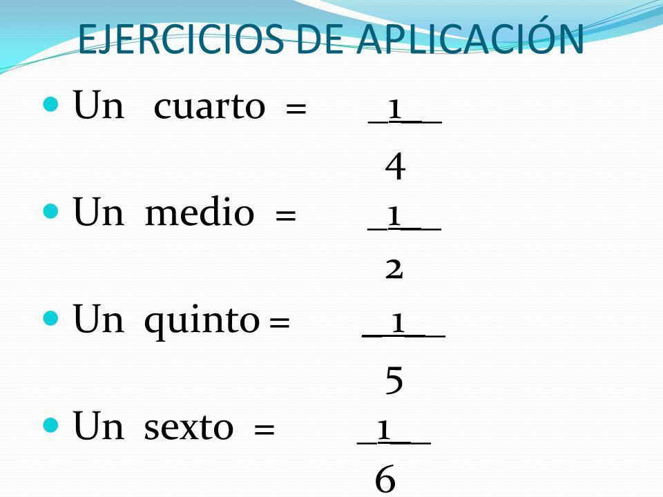 ACTIVIDADES DE REPASO SOBRE FRACCIONARIOS GRADO 4° LUIS GONZALO PULGARÍN R