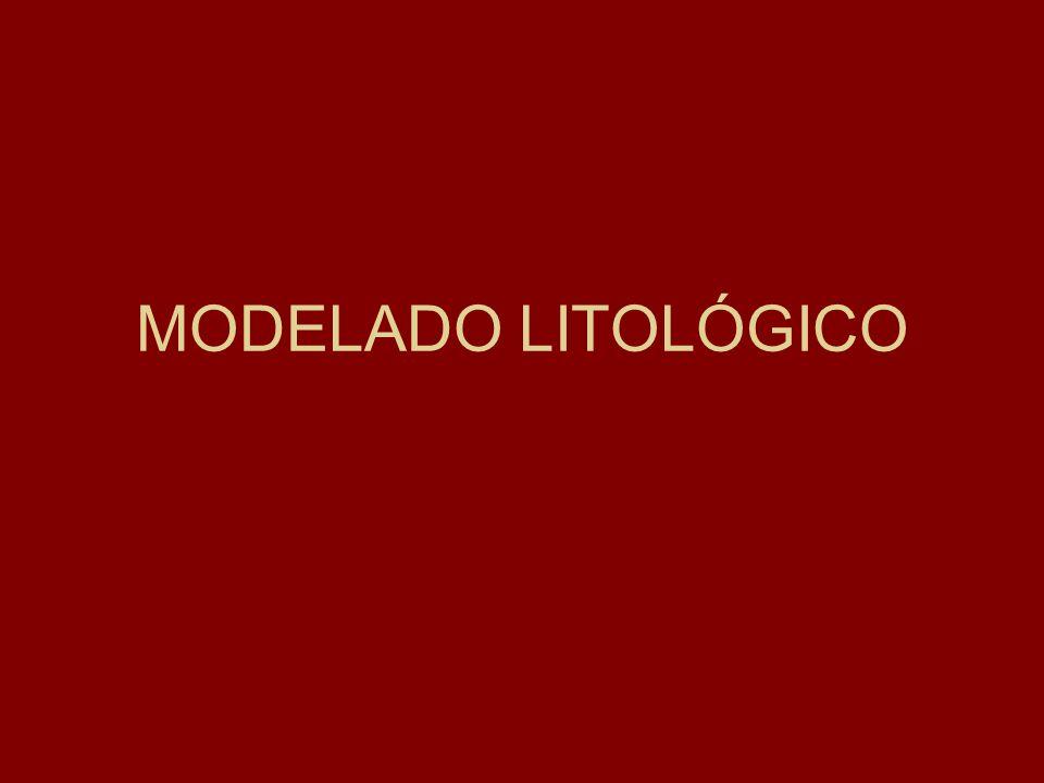 MODELADO LITOLÓGICO