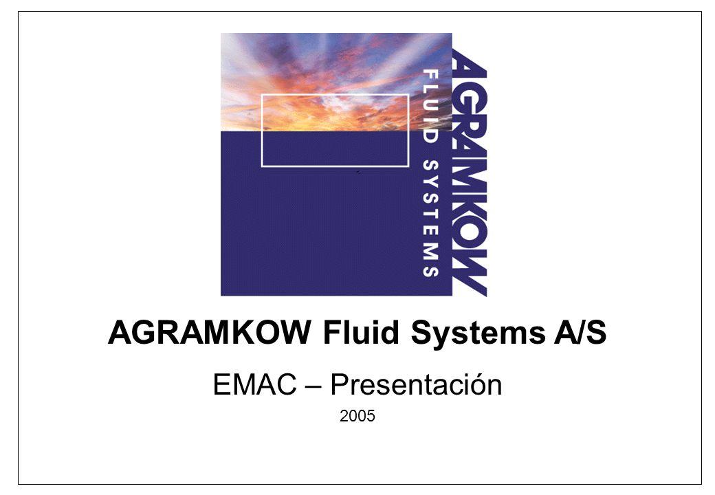 AGRAMKOW Fluid Systems A/S < EMAC – Presentación 2005