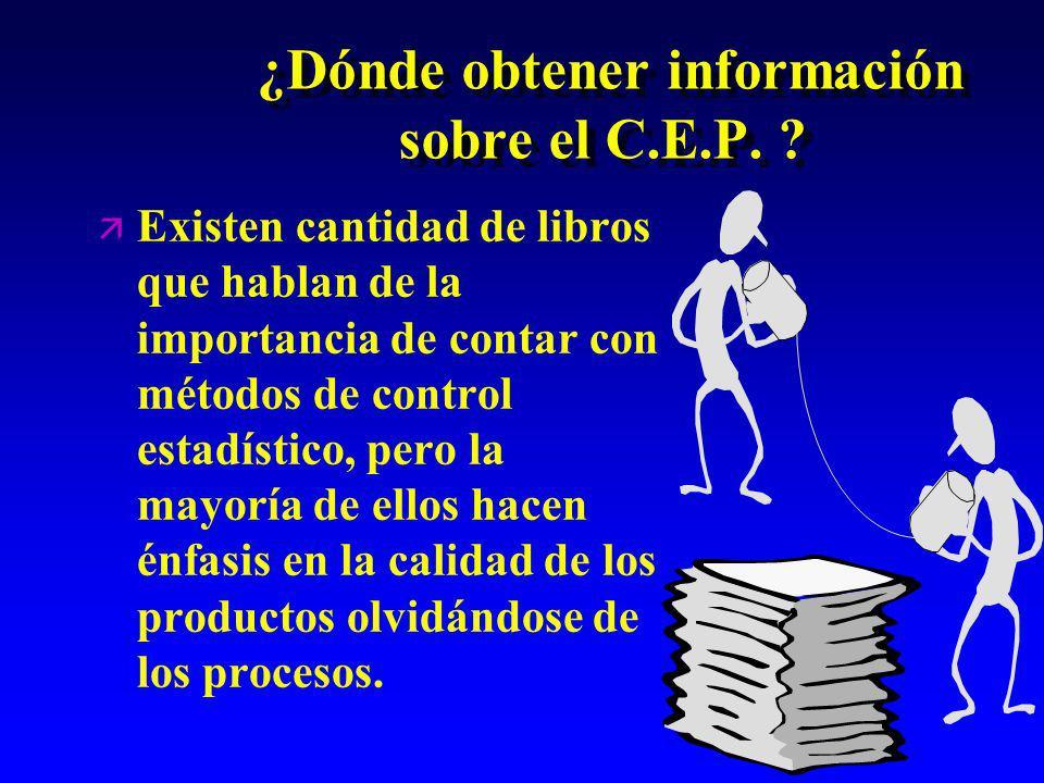 C.E.P. + EconomíaGanancias = Para qué implementar el C.E.P....