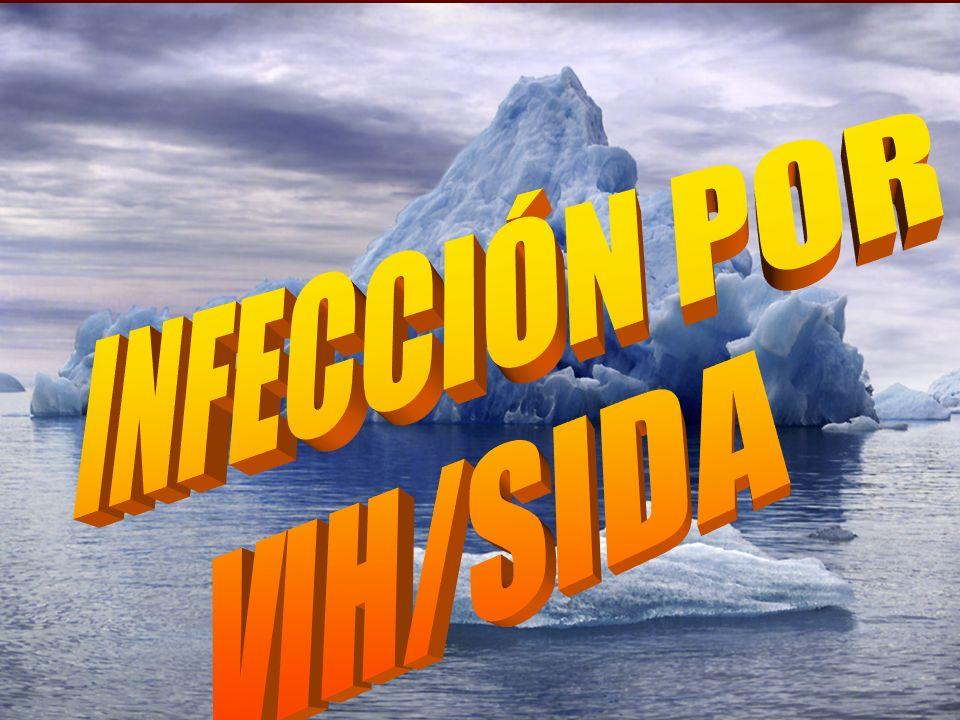 Histoplasmosis pulmonar INFECCION POR VIH 1