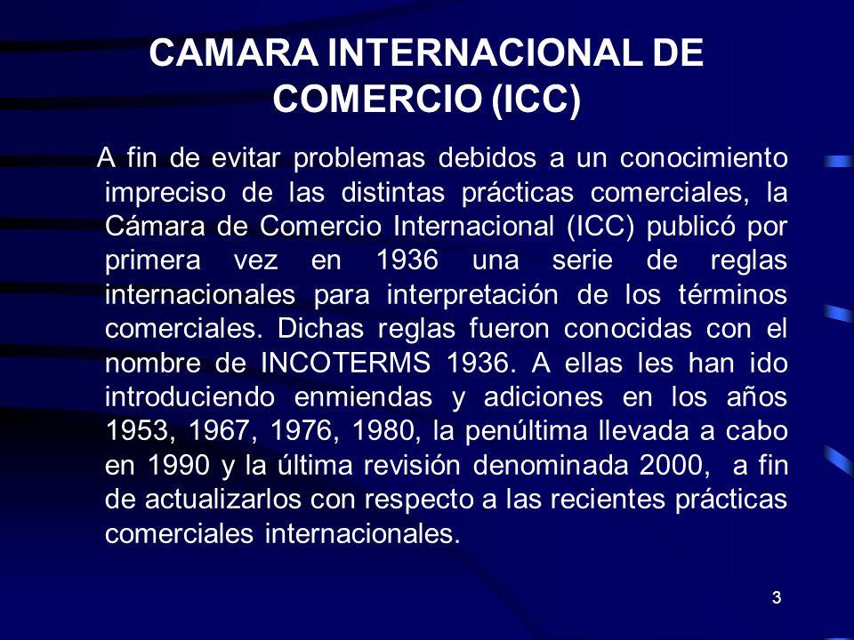 54 La cláusula tipo de arbitraje recomendada por la ICC es la siguiente: Cualquier controversia que surja fuera de o en relación con el presente contrato será objeto de solución final con sumisión al Reglamento de Arbitraje de la Cámara Internacional de Comercio, mediante uno o más árbitros designados de conformidad con dicho Reglamento.