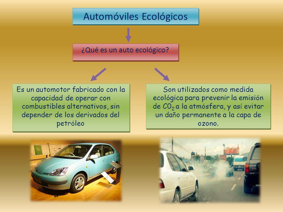 ¿Qué es un auto ecológico.