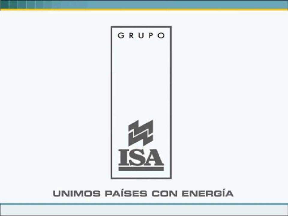 32 © Todos los derechos reservados por Interconexión Eléctrica S.A. E.S.P. Proyecto GAP Grupo ISA