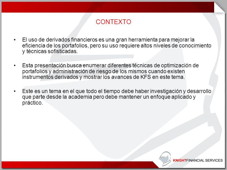 REFERENCIAS Balbás A., Garrido J., Mayoral s.