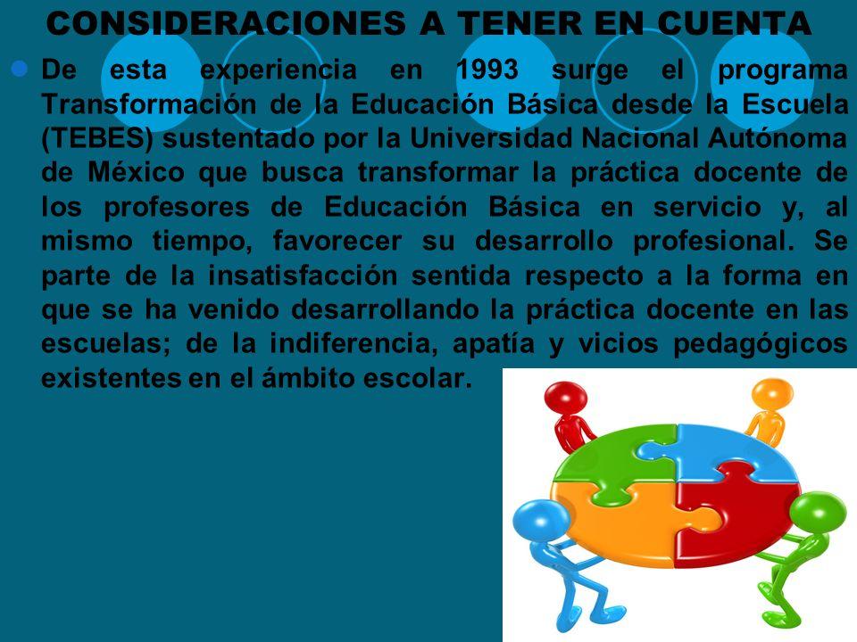 DESARROLLO HISTORICO DE LAS REDES PEDAGOGICAS En 1990, la coyuntura renovadora de la Reforma Educativa hizo que el grupo organizador optara por una al