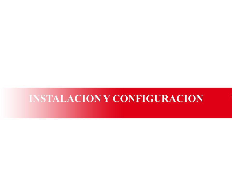 Ministerio de Educación Nacional República de Colombia INSTALACION Y CONFIGURACION