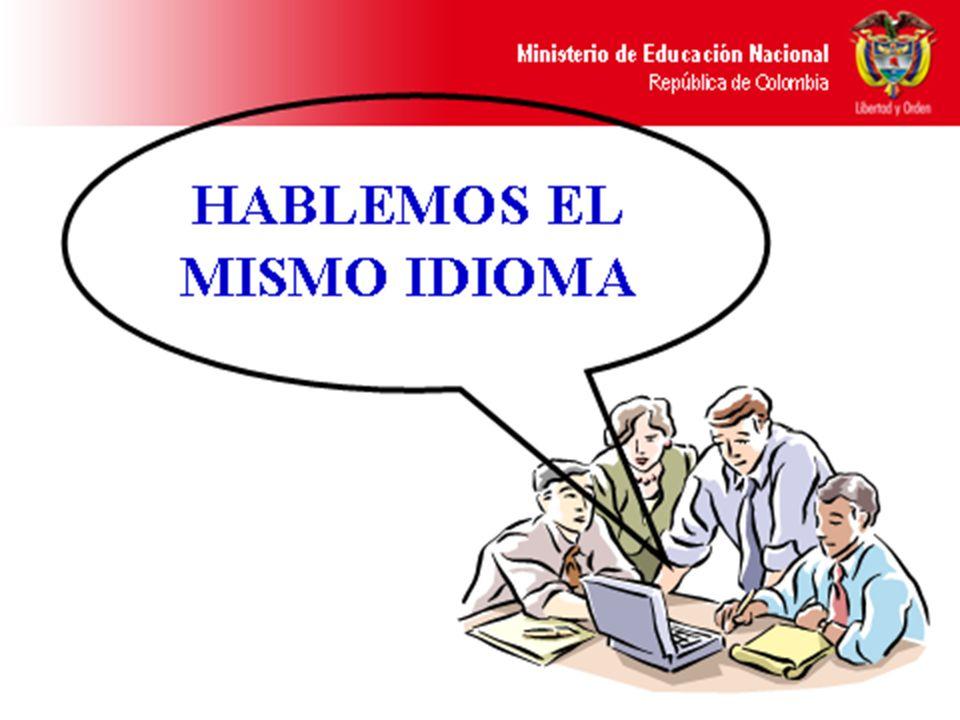 Ministerio de Educación Nacional República de Colombia Riesgos de no implementar la estructura Desconocimiento de la Estructura organizacional de acuerdo con la gestión por procesos.