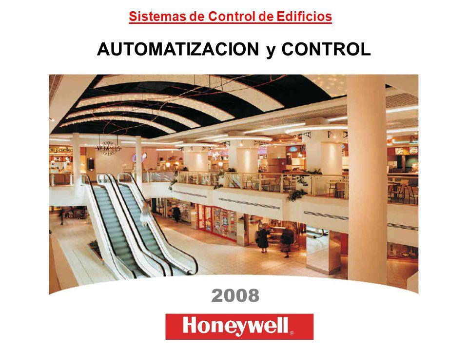 Sistemas de Control de Edificios AUTOMATIZACION y CONTROL 2008
