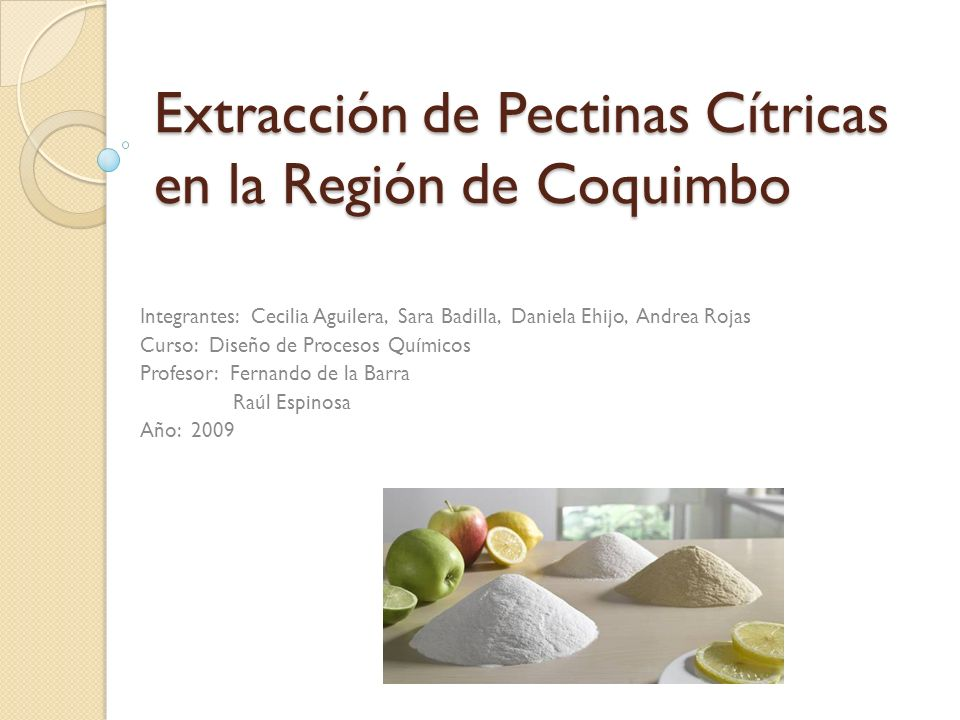 Alternativa Seleccionada Extracción con Acido Clorhídrico y Alcohol Isopropílico.