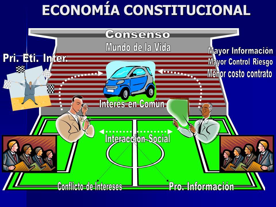ECONOMÍA CONSTITUCIONAL
