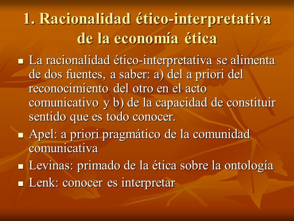 2.El consenso es la mediación de la racionalidad ética-interpretativa.