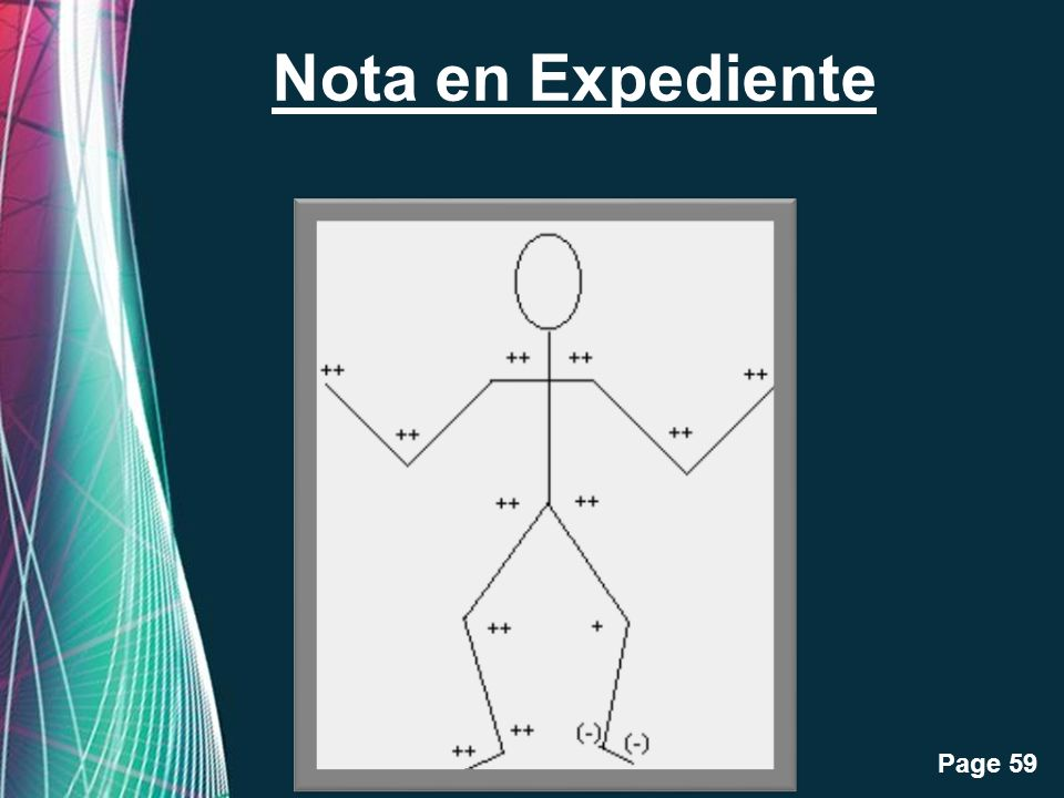 Free Powerpoint Templates Page 59 Nota en Expediente