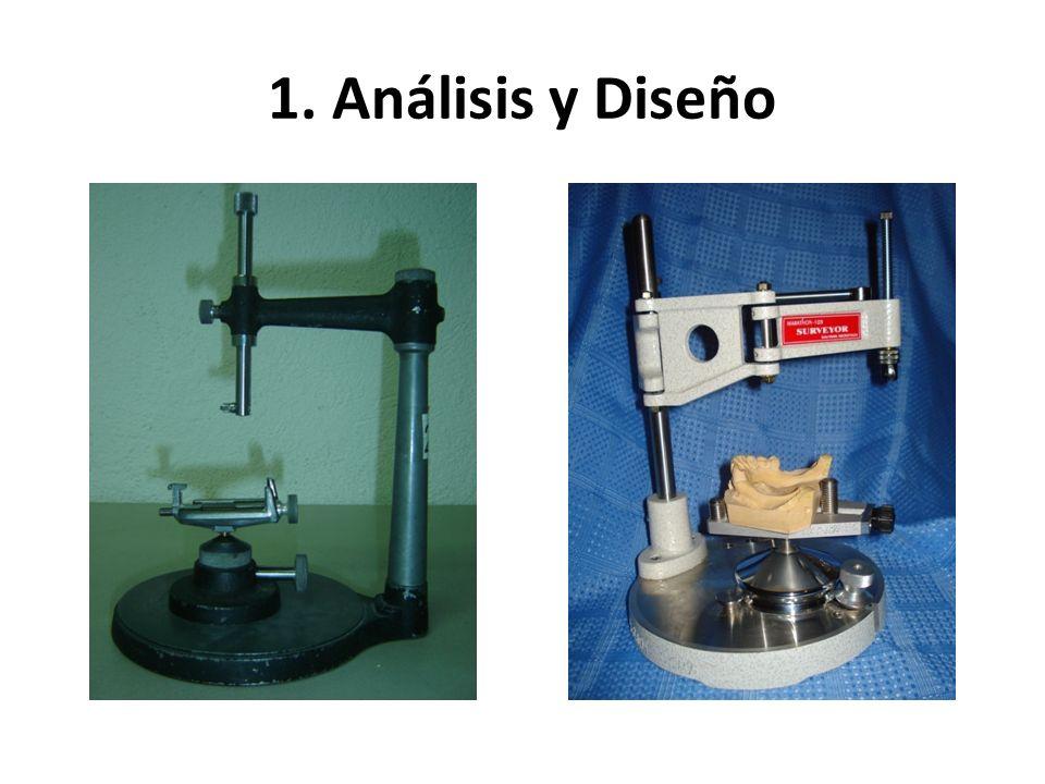 3.Modelado de la prótesis y colocación de cueles Se selecciona la rejilla de retención con sus diámetros correctos de acuerdo al caso superior o inferior.