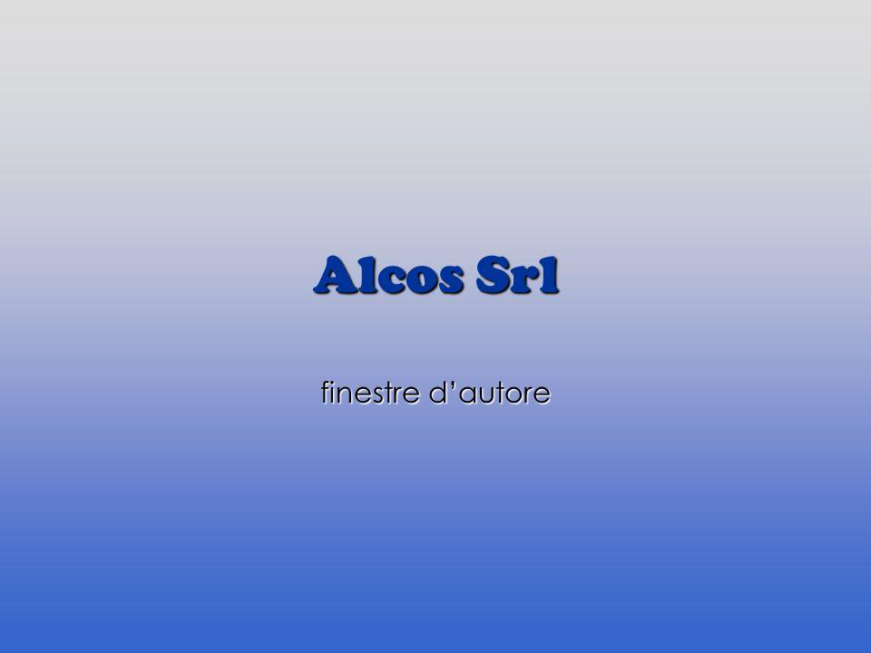Contacto info@alcosserramenti.it www.alcosserramenti.it