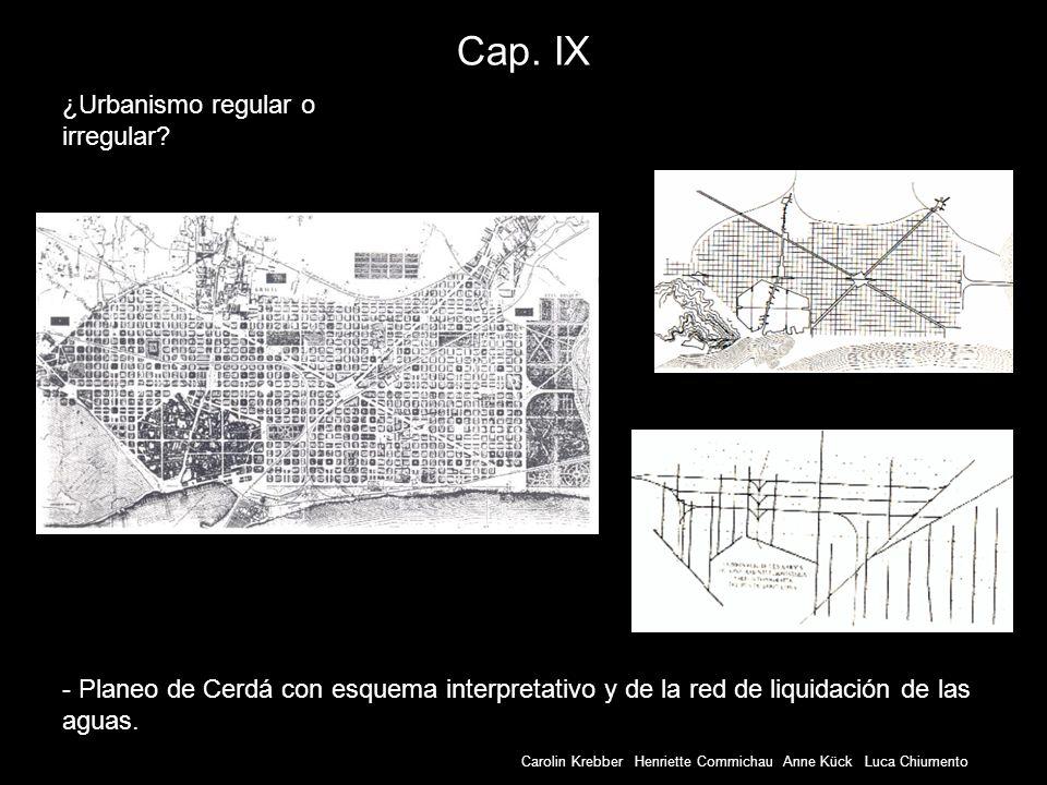 Carolin Krebber Henriette Commichau Anne Kück Luca Chiumento Cap. IX - Planeo de Cerdá con esquema interpretativo y de la red de liquidación de las ag