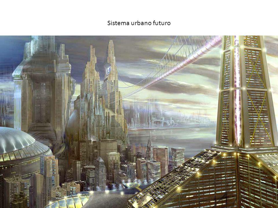 Sistema urbano futuro Autosufciente