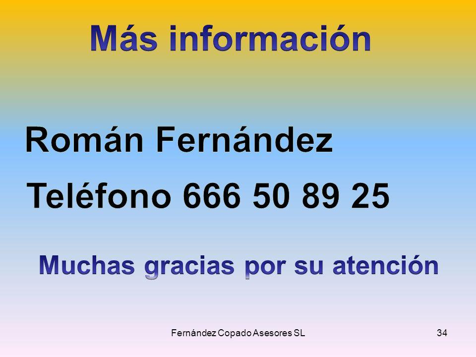 Fernández Copado Asesores SL34