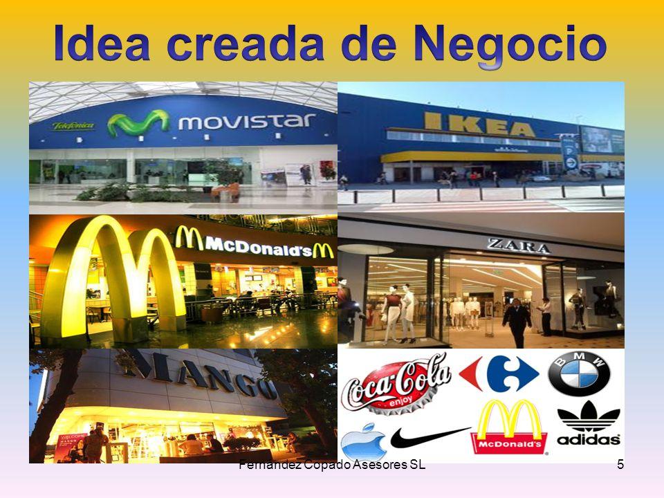 IDEA CREADA DE NEGOCIO Fernández Copado Asesores SL5