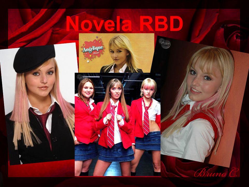 video de la novela de rbd:
