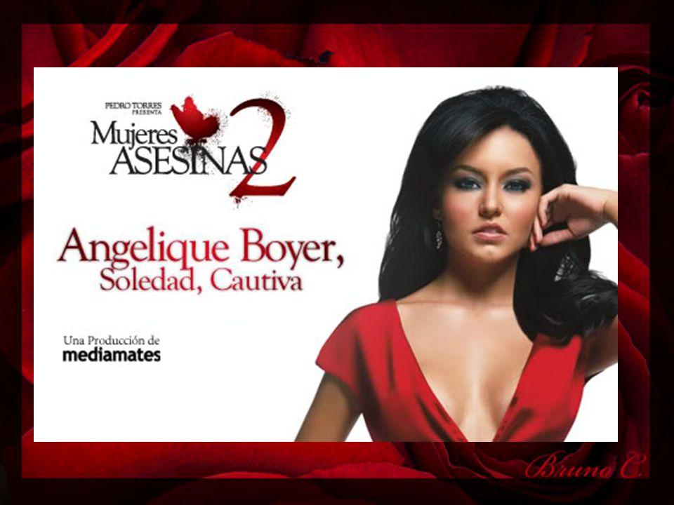 SUS COMIENSOS Angelique Boyer inicio como modelo a los 5 anos en 1993 y tuvo la oportunidad de entrar al CEA infantil de Televisa a los 8 anos en 1996, lugar del que se graduo cuando solo tenea 11 anos en el ano de 1999.