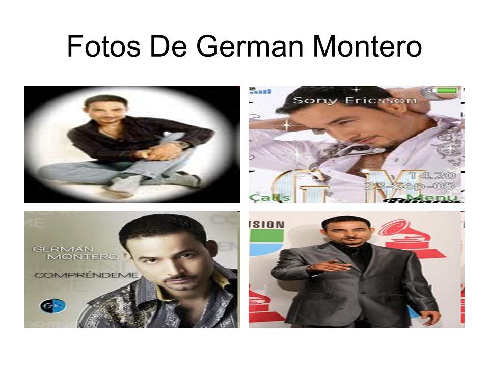 Fotos De German Montero