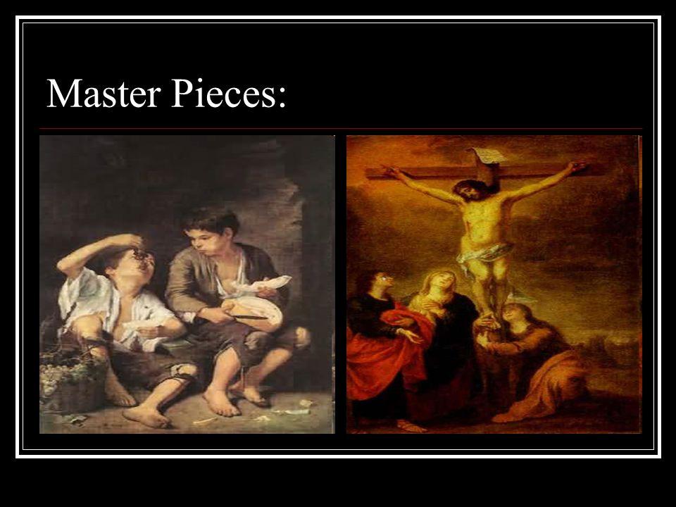 Master Pieces: