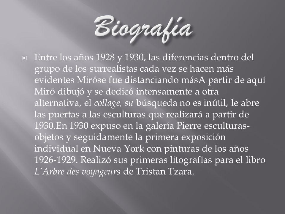 Detallista: (1918-1923) aprox.