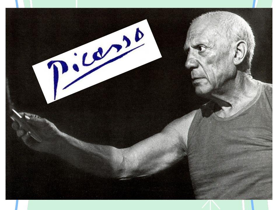 Esta pintura es la última que realizó Pablo Picasso.