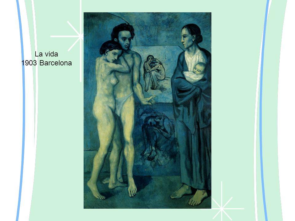 ÉPOCA NEOCLÁSICA 1916-1924 Picasso vuelve a estilos más tradicionales, sin abandonar totalmente el cubismo.