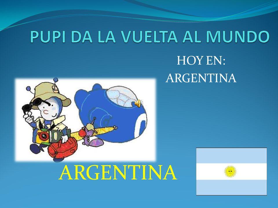 HOY EN: ARGENTINA ARGENTINA
