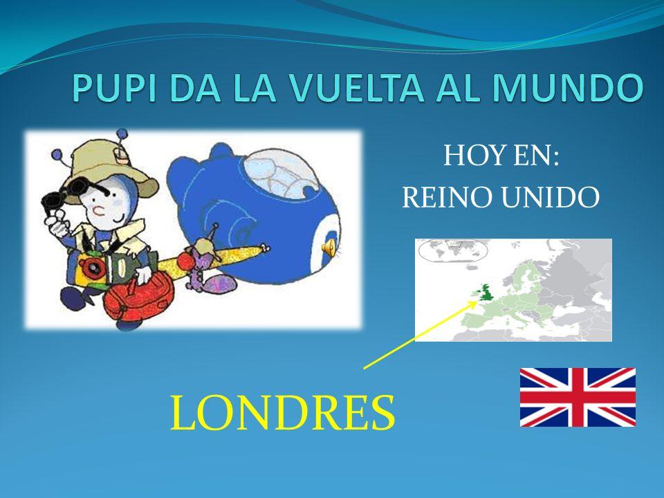 HOY EN: REINO UNIDO LONDRES