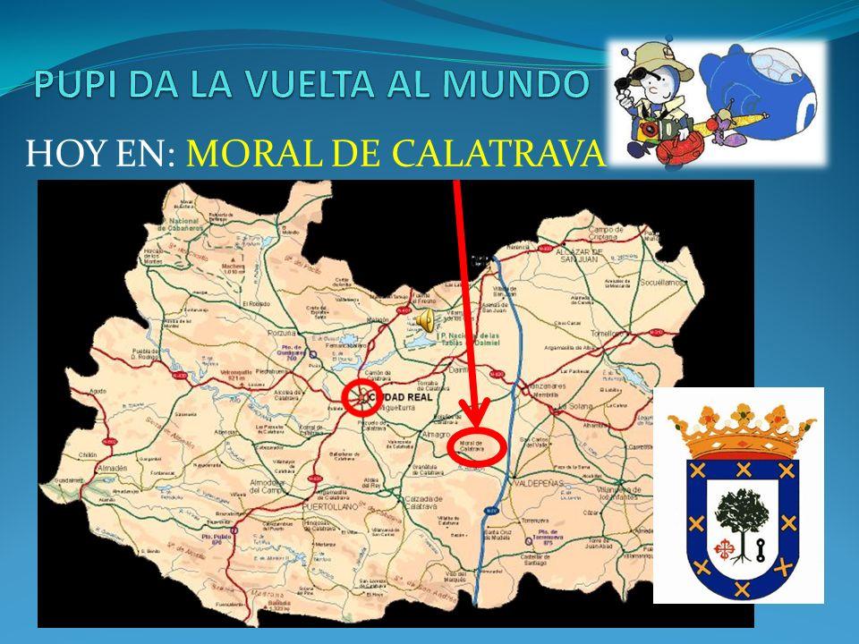 HOY EN: MORAL DE CALATRAVA