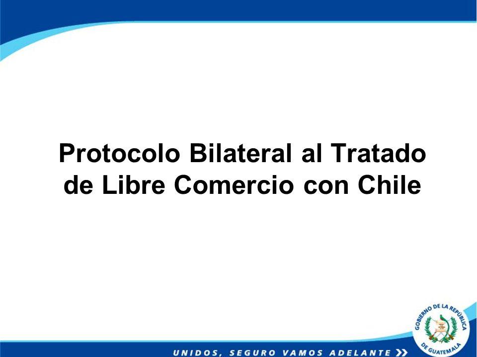 Protocolo Bilateral al Tratado de Libre Comercio con Chile