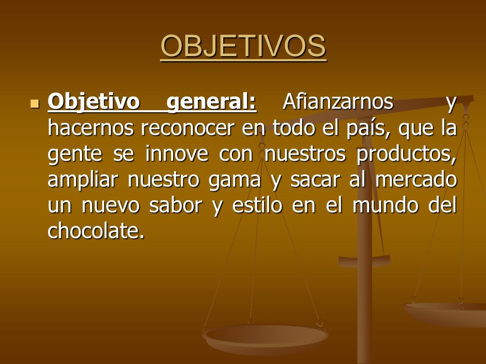 Objetivos Específicos: Objetivos Específicos: Desarrollar variedades de cacao de mejor calidad, y mayor resistencia a enfermedades y condiciones ambientales adversas.