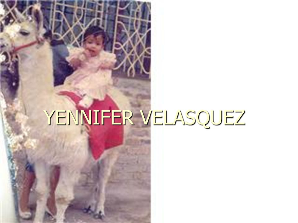 YENNIFER VELASQUEZ