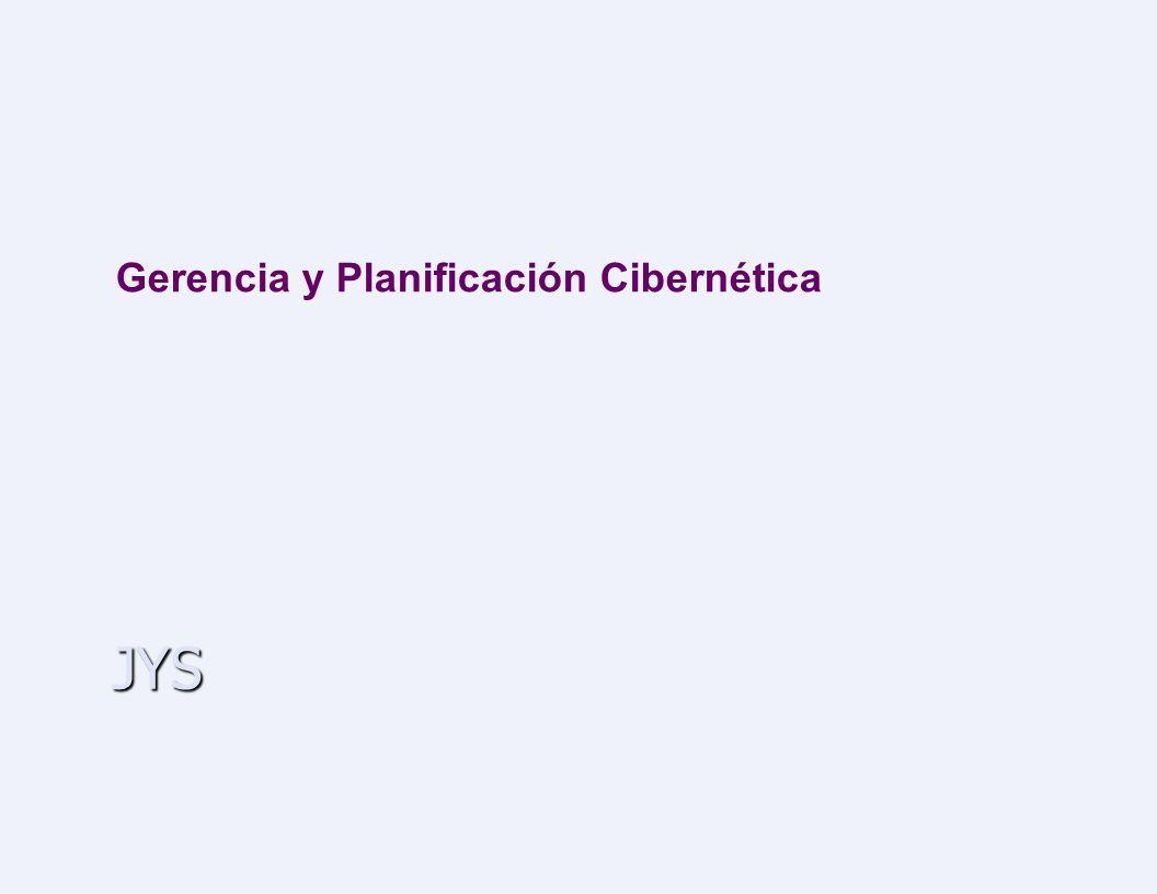 JYS Gerencia y Planificación Cibernética
