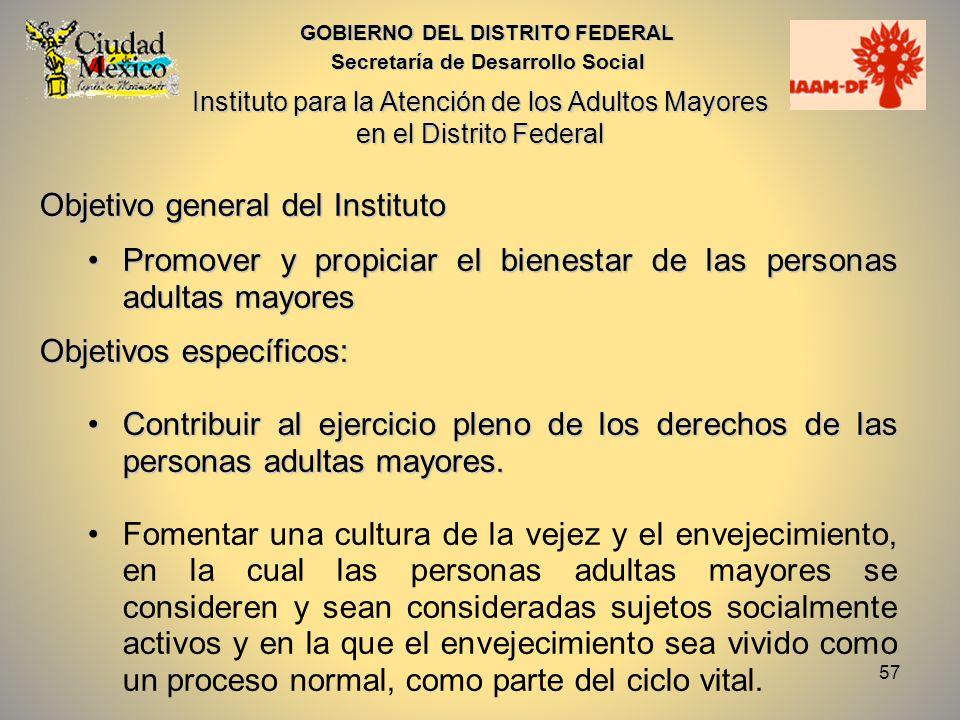 58 Acciones prioritarias: Pensión Alimentaria para Adultos Mayores de 68 años 480 mil derechohabientes a junio de 2012 Más de 5 mil millones de pesos, 3.7% del total de los recursos de GDF.