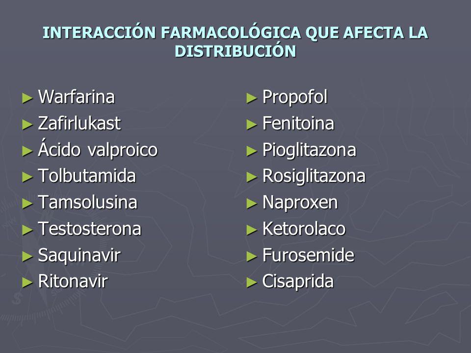 INFLUENCIA DE LOS ALIMENTOS SOBRE LA BIODISPONIBILIDAD DE MEDICAMENTOS INCREMENTA Cefuroxima Cefuroxima Diazepam Diazepam Eritromicina (estolato) Erit
