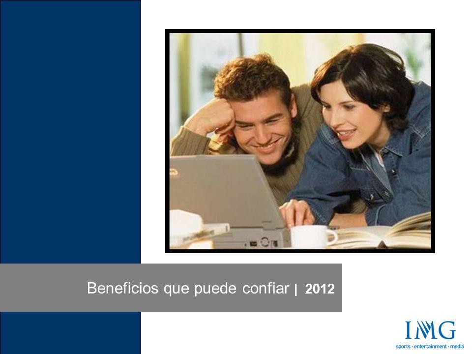 Beneficios que puede confiar | 2012