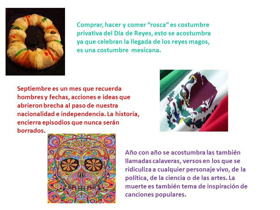 VESTUARIOS TIPICOS MEXICANOS