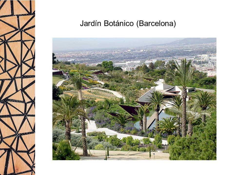 Presentación -El Jardín Botánico de Barcelona es una institución municipal al servicio de la sociedad.