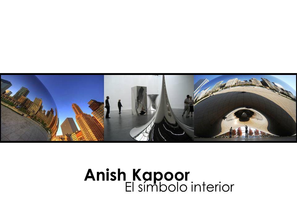 Anish Kapoor / TODO ES ROJO