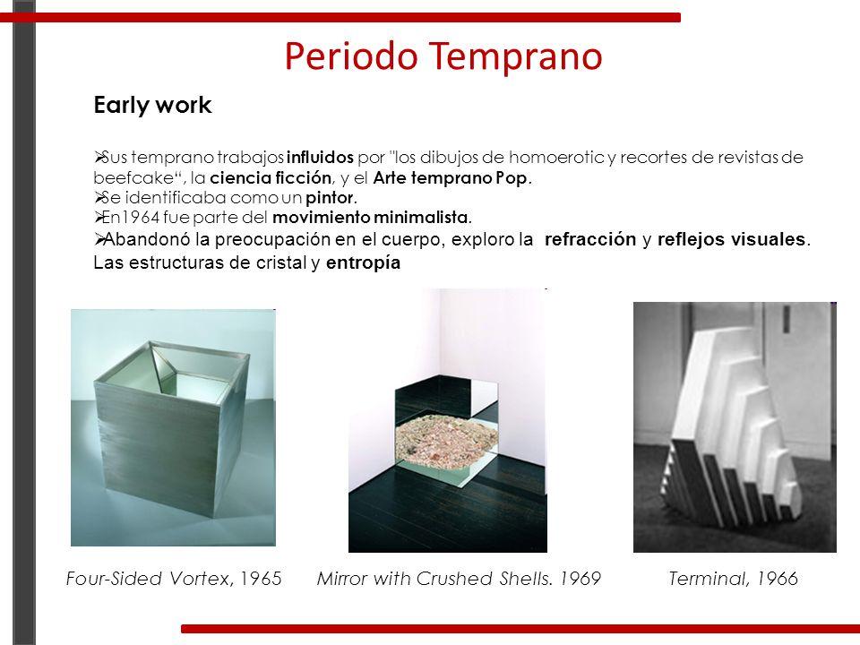 Periodo Temprano Early work Sus temprano trabajos influidos por