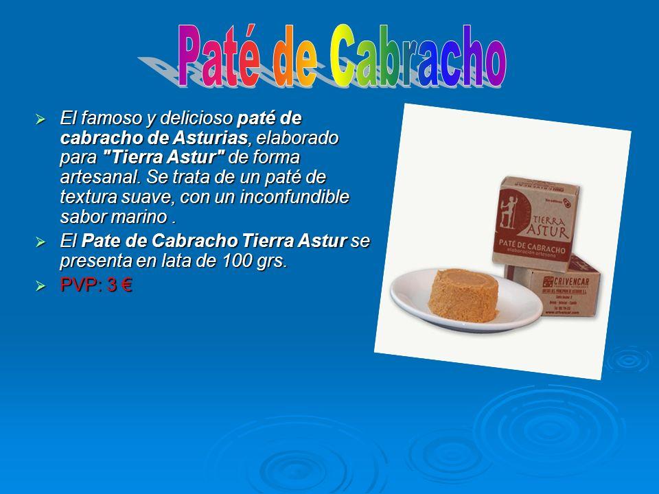 El famoso y delicioso paté de cabracho de Asturias, elaborado para
