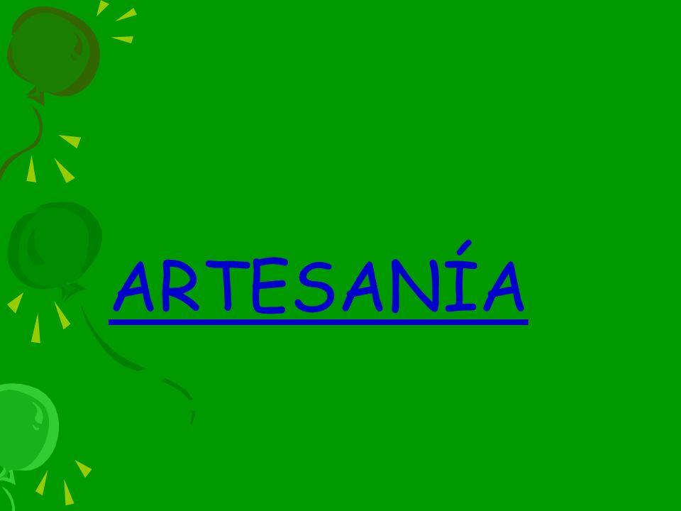 ARTESANÍA