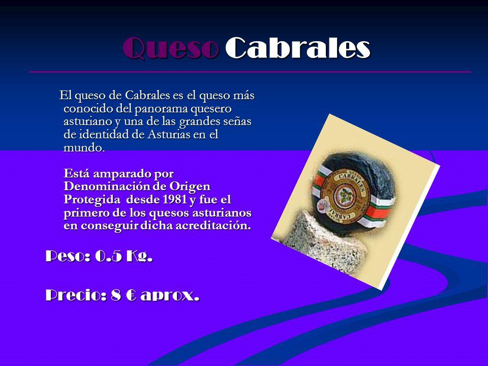 Queso Cabrales Queso Cabrales El queso de Cabrales es el queso más conocido del panorama quesero asturiano y una de las grandes señas de identidad de