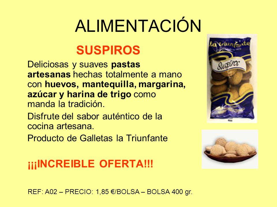 ALIMENTACIÓN SURTIDO DE GALLETINAS ASTURIANAS Surtido de Galletinas Asturianas, elaboradas con avellana, nuez y castaña recolectadas en la región, y debidamente seleccionadas para dotar a este dulce típico de la región de la calidad que la marca Tierra Astur traslada a todos sus productos.