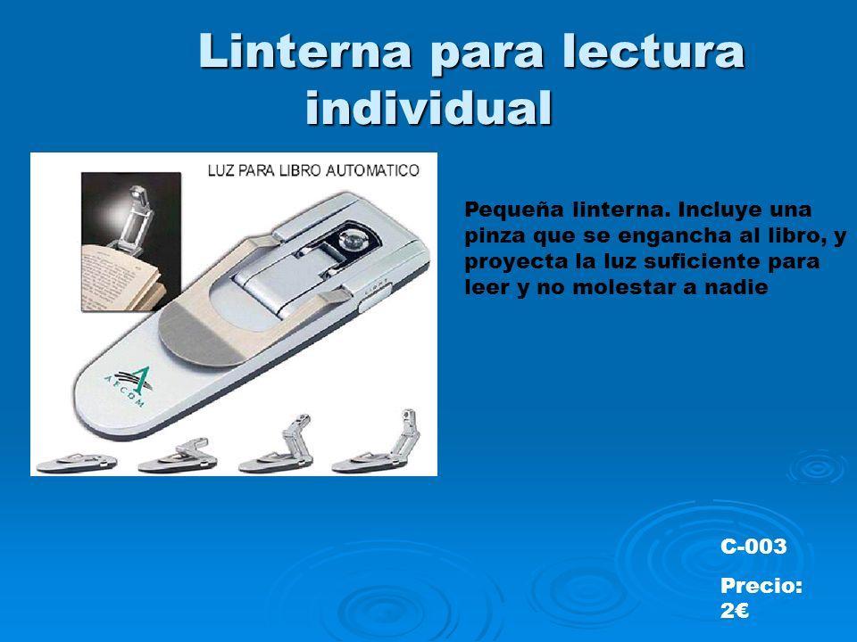 Calculadora con bolígrafo Estuche con tapa giratoria con 8 dígitos y un bolígrafo de complemento. C-002 Precio: 2